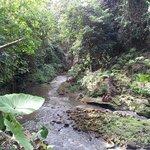 Tjampuhan river