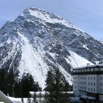Hotelansicht Winter - Sunstar Alpine Hotel Arosa