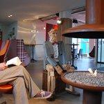 Lounge/reception area