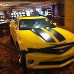 Auto in premio