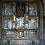 Detalle Altar Mayor
