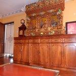 Puja/ meditation room