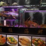 guangdong barbecue - vasca aragoste