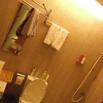 Bathroom (couple room)