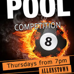 Every Thursday our Local Pool Challenge