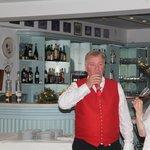 Die einladende Bar
