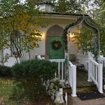 the Gazebo guest house at Ambrosia Inn