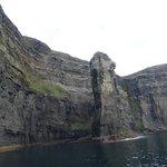 Doolin2Aran Boat tour Cliffs of Moher!
