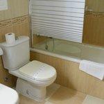 bagno stanza 116