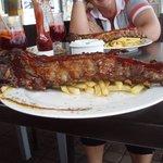 enormous ribs