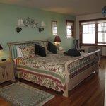 Tern Cottage - Bed