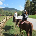 Shoal Creek Horseback Riding