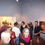 Opening Reception of David Robb Exhibition