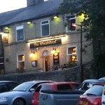 The Wheatsheaf old Glossop Lovely Pub
