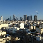View of Tel Aviv from Roof!