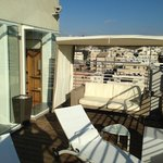 Other view of the roof top
