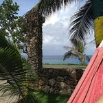 Take advantage of the hammocks! This was my office for the day I actually had to work!!