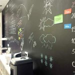 Info blackboard