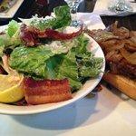 The Alberta Steak Sandwich
