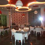 The Greek a la carte restaurant