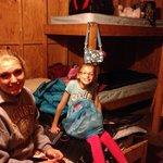 Clean cabins