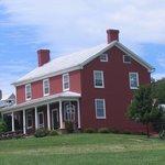 1854 Burkholder-Myers Home
