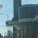 Historic Greyhound Bus Depot Visitor Center