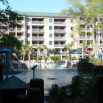 Garden Building Pool & Play Area