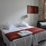 Amplias habitaciones y muy confortables