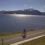 Beautiful Dillon Reservoir on an October day