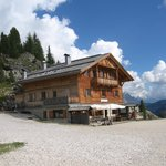 Dürrensteinhütte, Rifugio Vallandro
