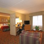 Two Room Parlor Suite