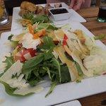"""""""Asterix"""" salad"""