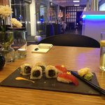 Sushi with great atmosphere