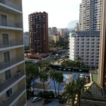 View from room 920