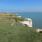 The Cliffs a bit father away