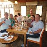 Almoço na Vinicola Familia Zucarddi