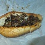 Spelunker's Philly Cheesesteak
