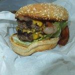 Spelunker's Cavern Burger