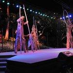 Ulalena's Spectacular Maui Show in a Outdoor Lu'au Setting