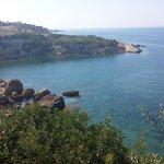 vue de la mer egee