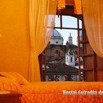 Room, La Cofradia del Monje, Cuenca, Ecuador.