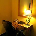 Park Place Lodge - Junior Studio Desk Area