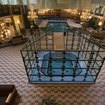 Park Place Lodge - Atrium Area with Hot Tub and Pool