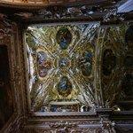 Bergamo Duomo Ceiling