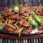 Dae Ji Bulgogi (Spicy Marinated Pork)