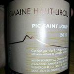 Regional wines