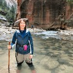 Narrows Guided Hike