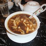 Hot and Sour Soup (small serving is really big!)