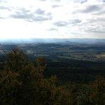 View from Massanutten Ridge Hike